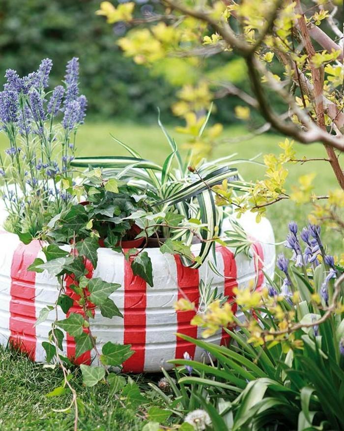 Gartendeko selber machen? 50 lustige Ideen! - Archzine.net