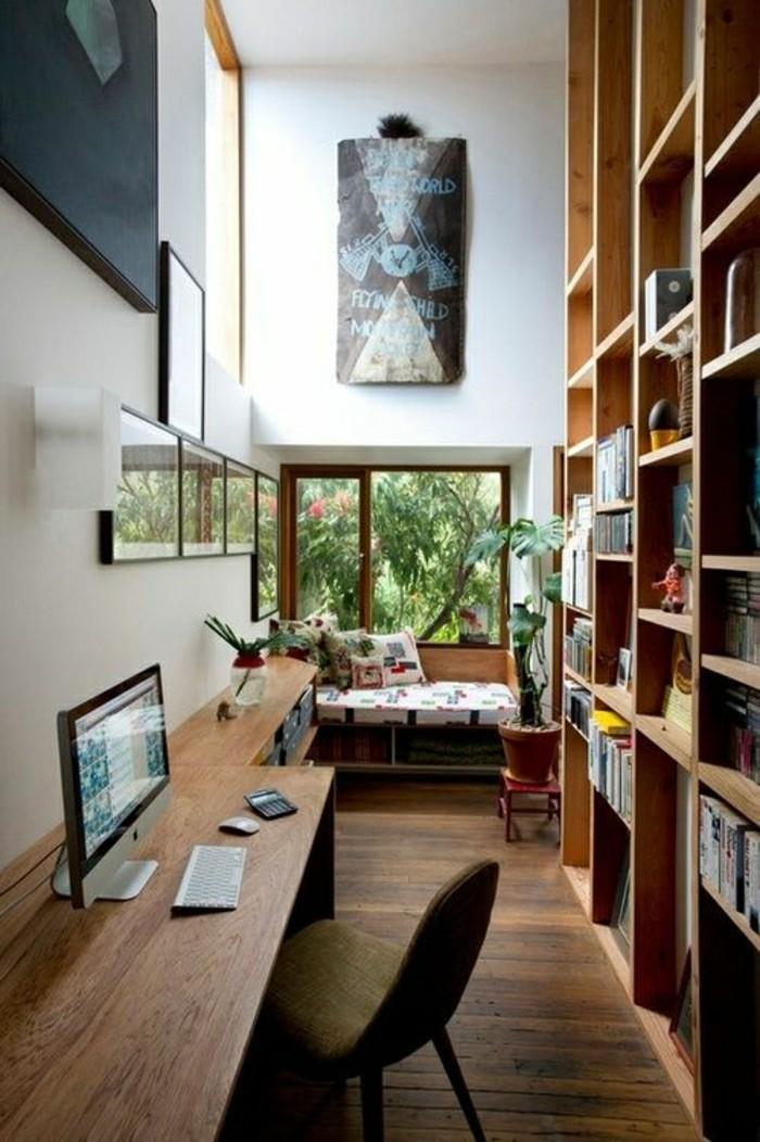 Arbeitszimmer design  Schreibtisch Design: Exklusive Ideen für Ihr Arbeitszimmer ...