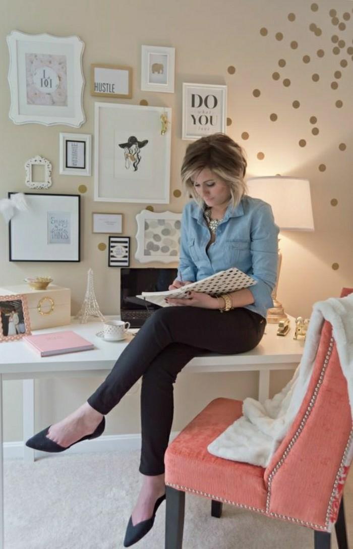 Schreibtisch design exklusive ideen f r ihr arbeitszimmer for Kleiner schreibtisch modern