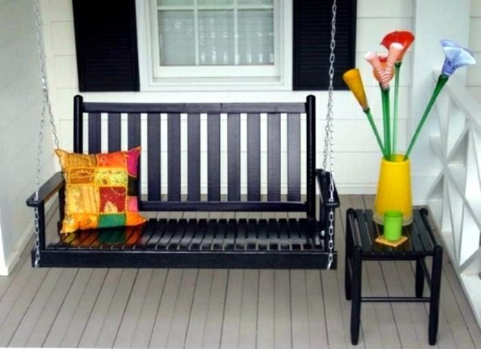 Gartendeko selber machen 50 lustige ideen for Gartendeko tisch