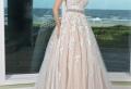 100 einzigartige Modelle Champagne Brautkleider!