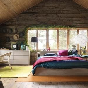 Schöner wohnen und wohlfühlen mit Holz