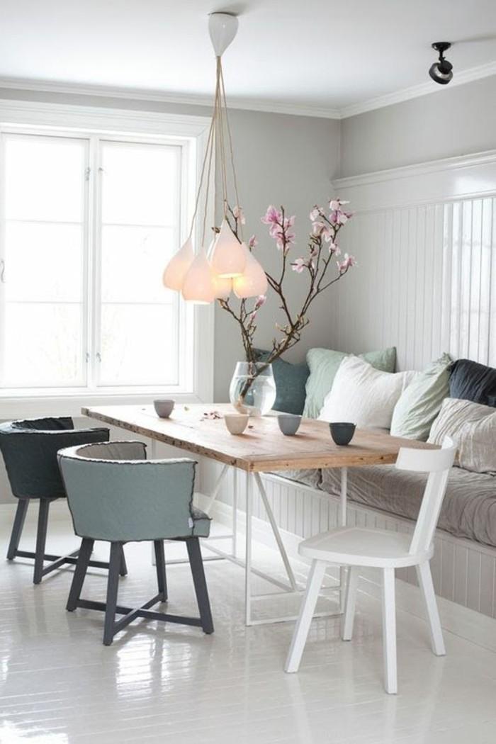 Ziemlich Farbe Ideen Für Küchentisch Und Stühle Galerie - Küchen ...