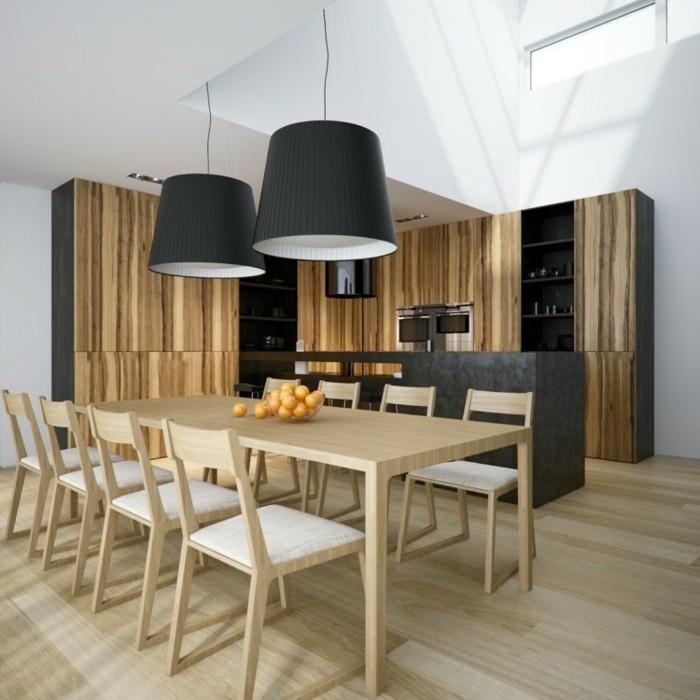 100 esszimmer ideen f r moderne gestaltung. Black Bedroom Furniture Sets. Home Design Ideas