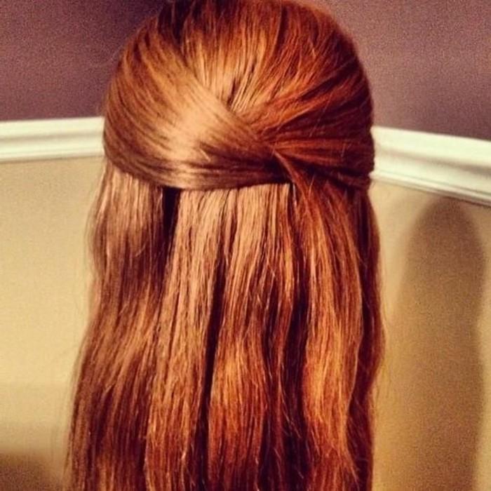 Alltagsfrisuren-für-lange-Haare-sehr-schnell