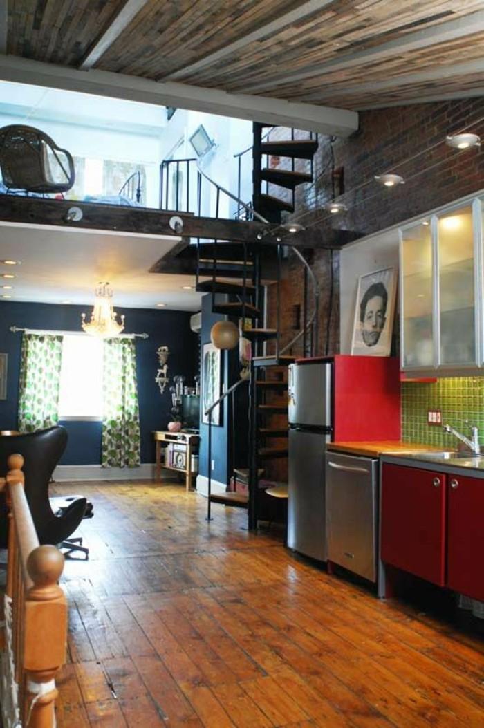einrichtung mit exotischer deko altbau. Black Bedroom Furniture Sets. Home Design Ideas