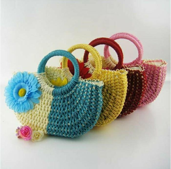 Ausgefallene-Handtaschen-farbige-modelle