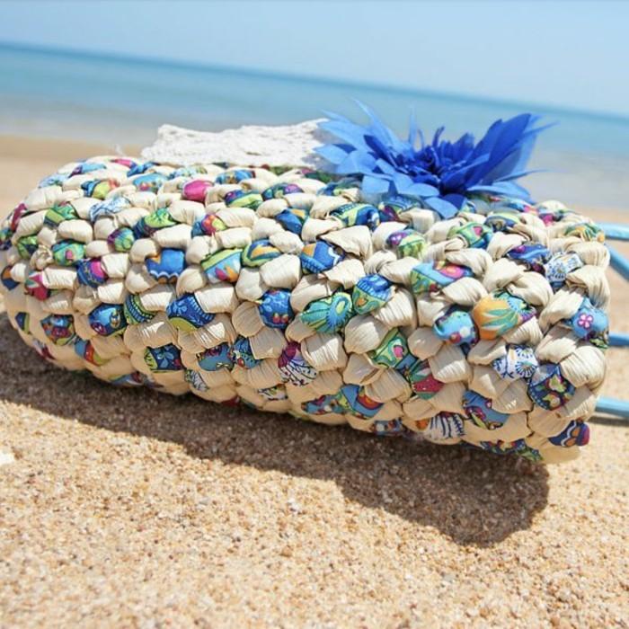 Ausgefallene-Handtaschen-meer-urlaub
