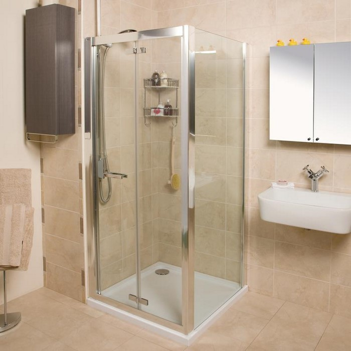 wohnideen f r badezimmer moderne duschkabinen. Black Bedroom Furniture Sets. Home Design Ideas