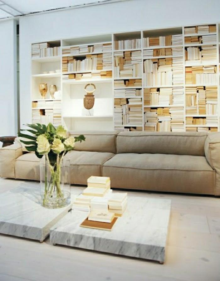 couchtisch selber bauen marmor platten - Wohnzimmer Sofa Selber Bauen