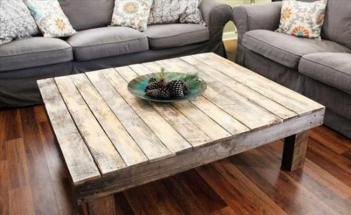 Massivholz Esstisch Holland : 38  Couchtisch selber bauen Wohnzimmer Sitzecke, die zu gemütlichen