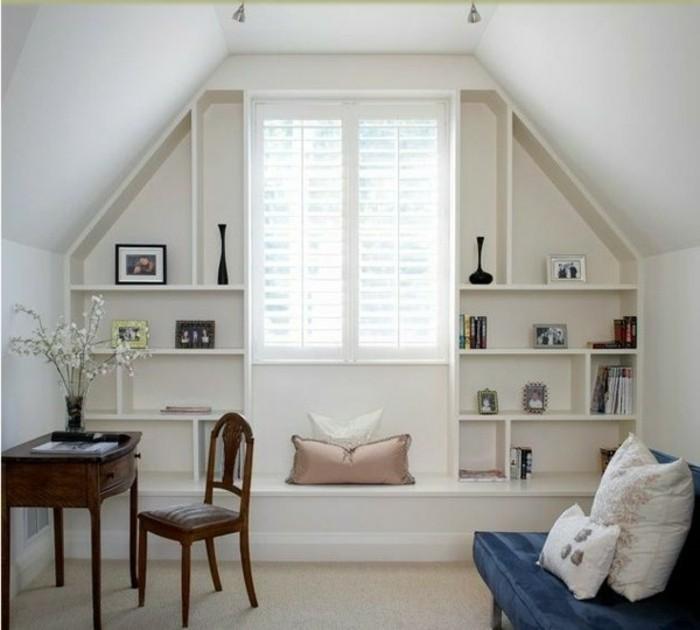 Einbauschrank-für-Dachschräge-freien Raum-optimal-ausnutzen-Einrichtungsideen-Regal-Ecke2