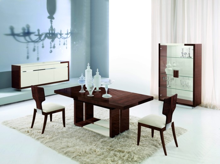 100 esszimmer ideen f r moderne gestaltung. Black Bedroom Furniture Sets. Home Design Ideas