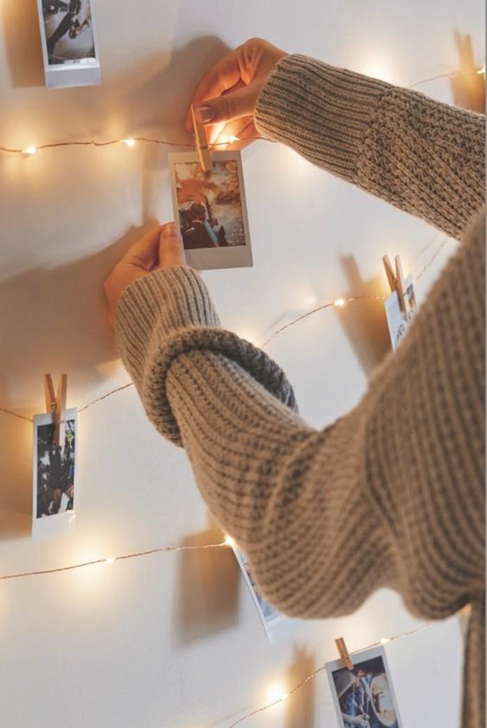 Fotowand-selber-machen-fotos-aufhängen