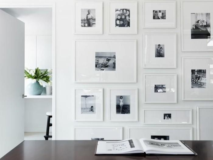 Fotowand Bilderrahmen 55 ausgefallene bilderwand und fotowand ideen archzine