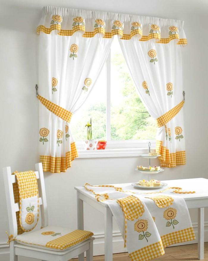 Fenstergestaltung Wohnzimmer mit nett stil für ihr wohnideen