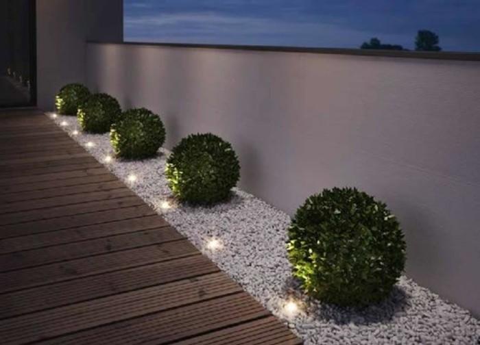 Glass Furniture: Vorgarten Mit Steinen Gestalten