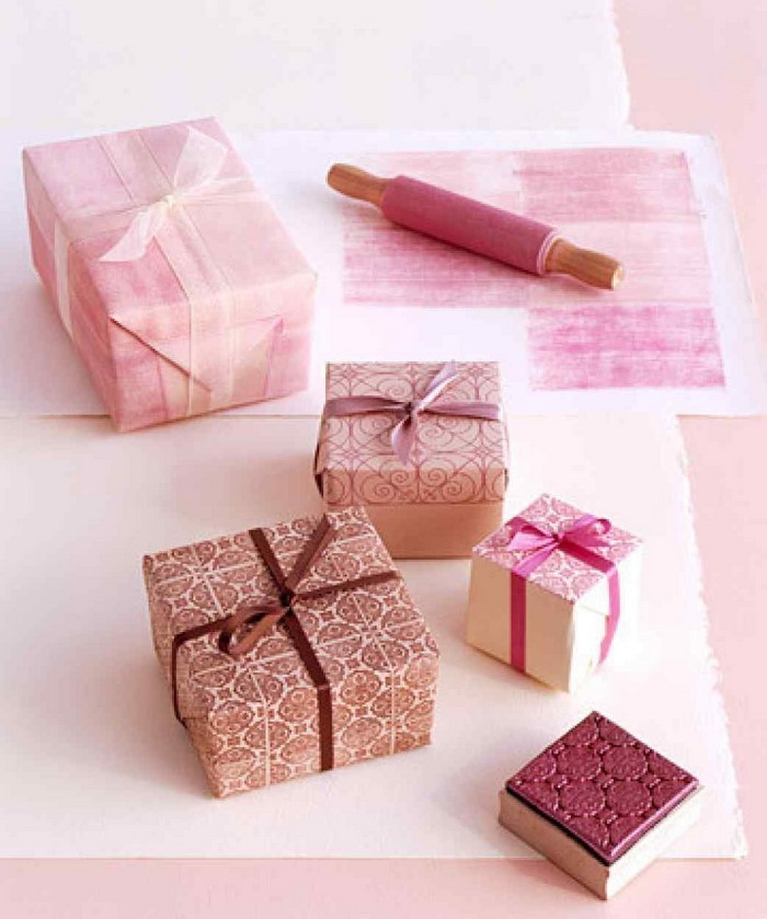 Geschenk-einpacken-Ein-verblüffendes-Design