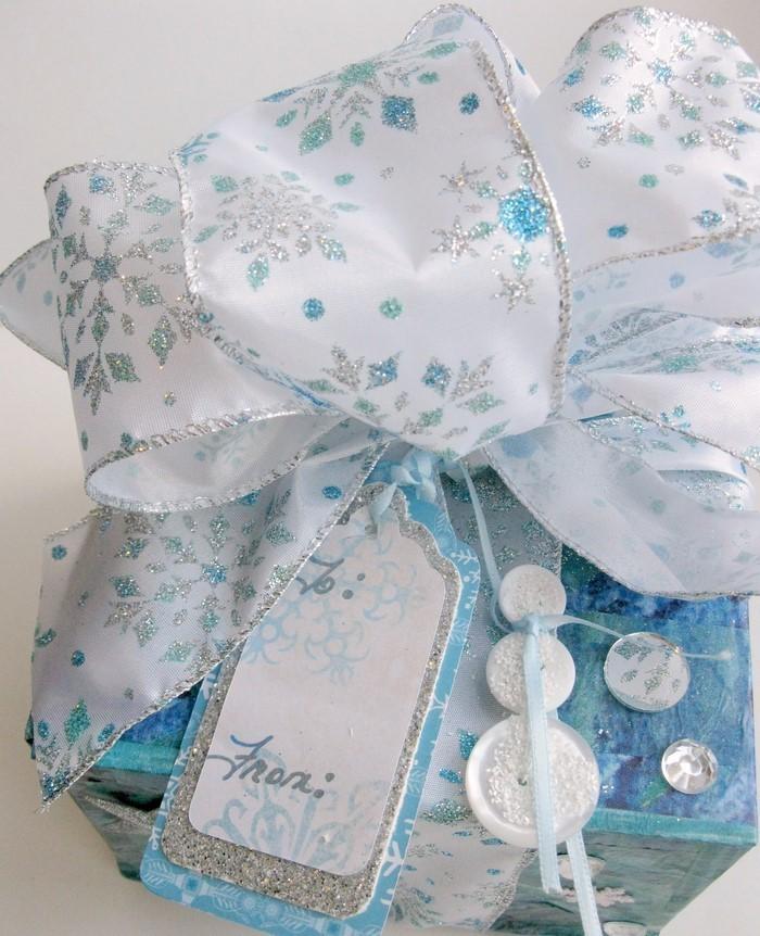 Geschenk-einpacken-Eine-auffällige-inrichtung