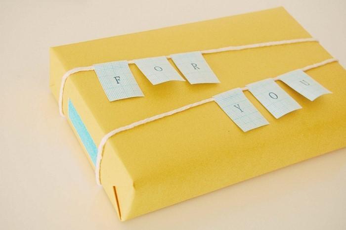 Geschenk-einpacken-Eine-super-Ausstattung