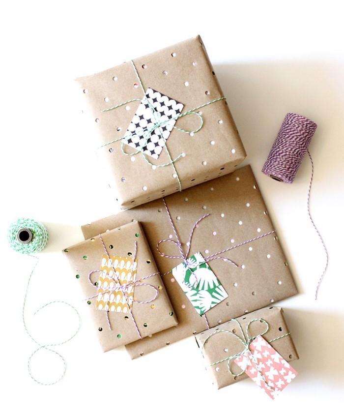 Geschenk-einpacken-Eine-verblüffende-Ausstattung