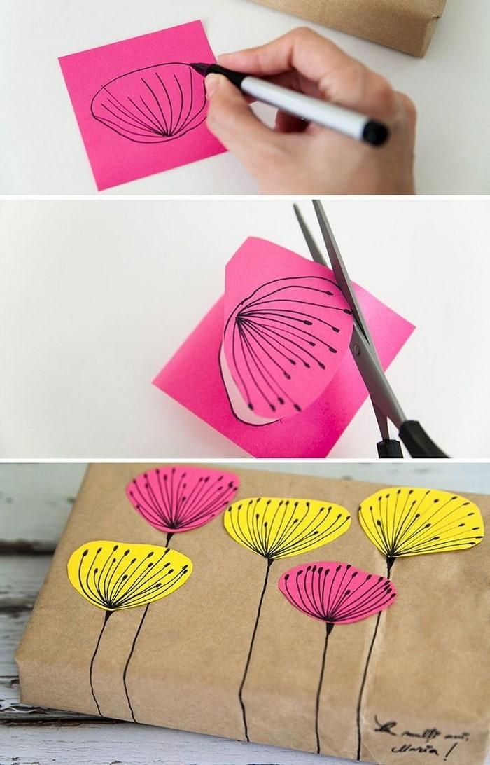 Geschenk-einpacken-Eine-verblüffende-Gestaltung