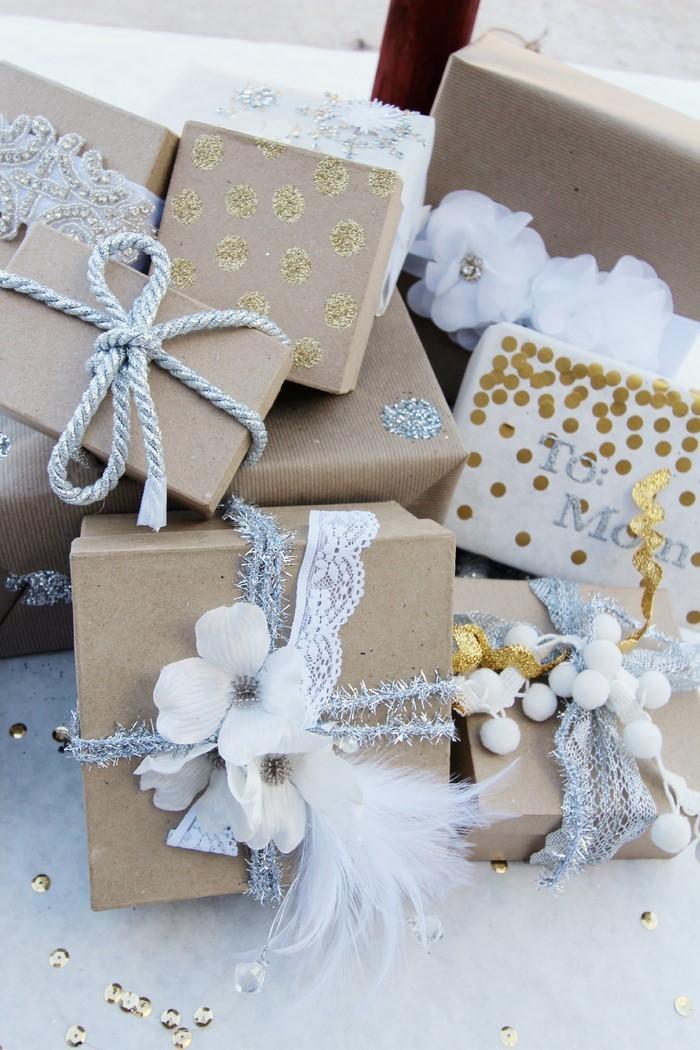 Geschenk-einpacken-Eine-wunderschöne-Ausstattung