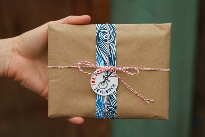 Geschenk-einpacken-Eine-wunderschöne-Ausstrahlung