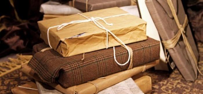 Geschenk-einpacken-Eine wunderschöne Gestaltung