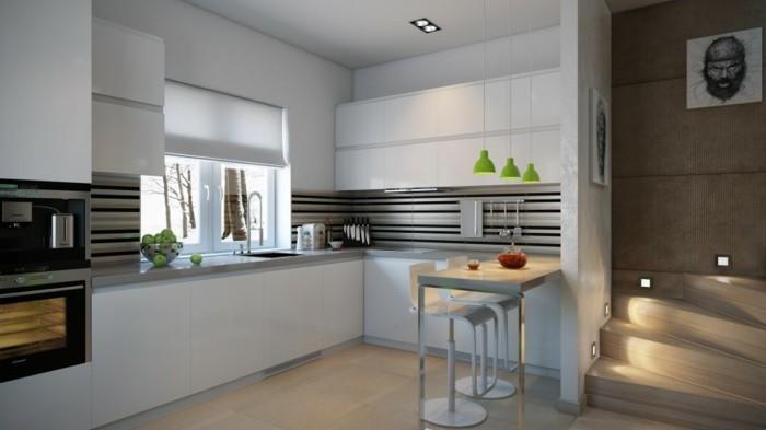 Gestalltungsideen-für-Moderne-Küche-Glasrückwand-weiß3