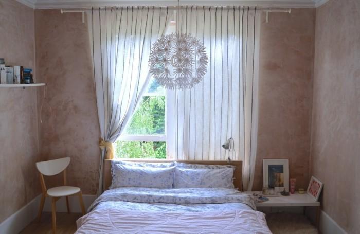 60 elegante Designs von Gardinen für große Fenster - Archzine.net