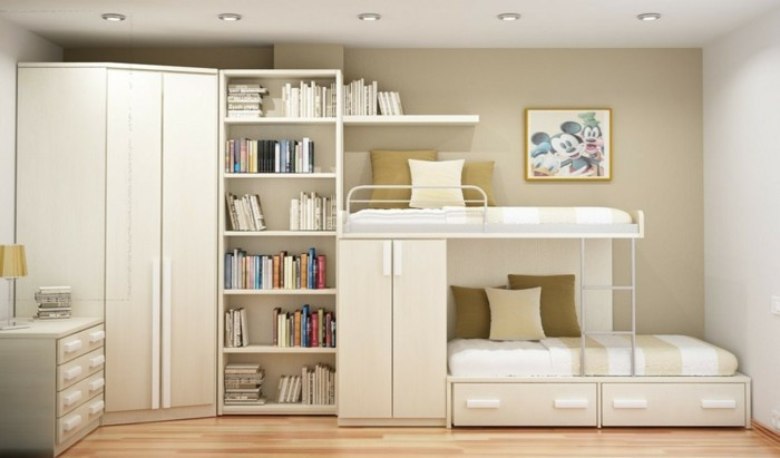 bedroom furniture design for small spaces jugendzimmer mit hochbett 90 raumideen f 252 r teenagers 20255