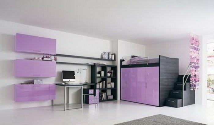 hochbetten mit schreibtisch roomplanner hochbett liso mit. Black Bedroom Furniture Sets. Home Design Ideas