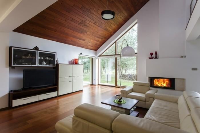 Holzpaneelen-stehen-gut-auf-der-Decke