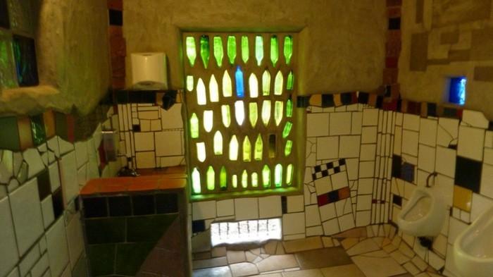 hundertwasser badezimmer ~ preshcool = verschiedene beispiele, Badezimmer gestaltung