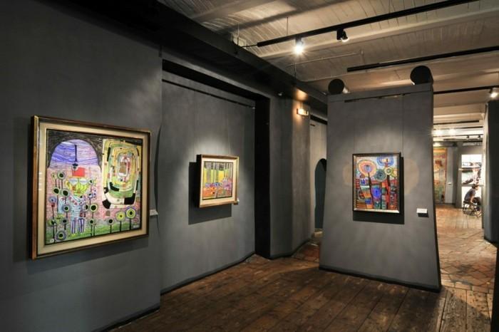 Hundertwasser-Friedenreich-Architektur-Kunst-Natur-Galerie