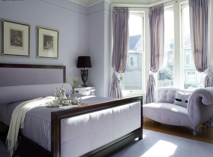 Tapeten Lila Farbe Wandgestaltung : genie?en sie unsere anderen vorschl?ge f?r farben in schlafzimmer