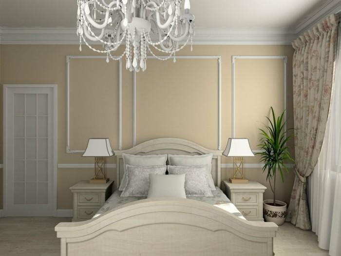 Ideen-für-Schlafzimmer-mit-falschen-Fenstern