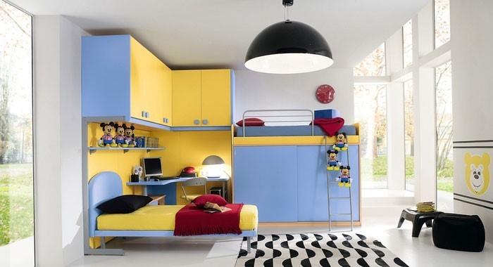 Jugendzimmer-gestalten-Ein-kreatives-Design