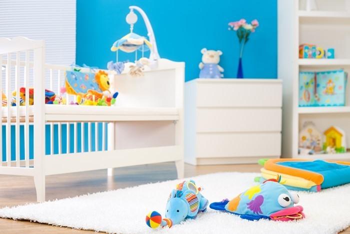 Kinderzimmer gestalten: Erschwingliche Kinderzimmer Deko Ideen
