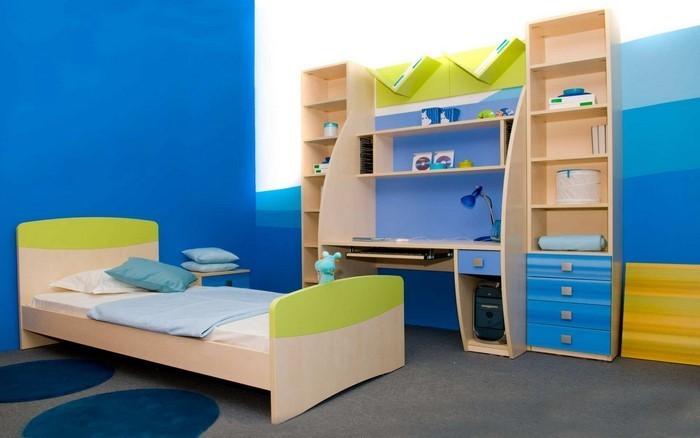 Kinderzimmer-gestalten-Ein-außergewöhnliches-Design