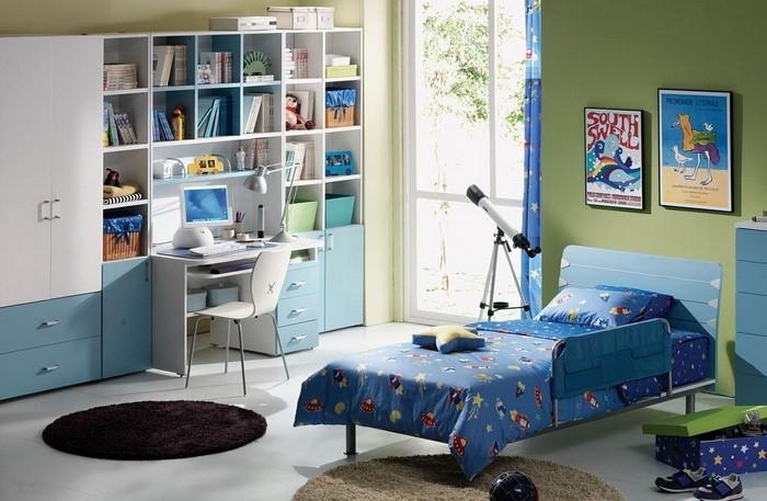Kinderzimmer-gestalten-Ein-außergewöhnliches-Interieur