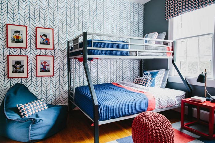 Kinderzimmer-gestalten-Ein-verblüffendes-Interieur