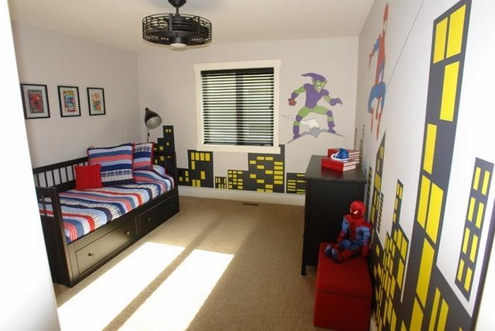 Kinderzimmer-gestalten-Eine-außergewöhnliche-Ausstattung