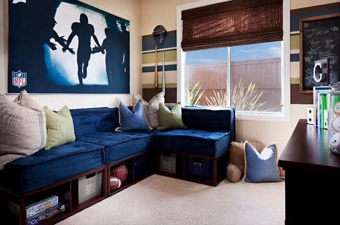 Kinderzimmer-gestalten-Eine-außergewöhnliche-Dekoration