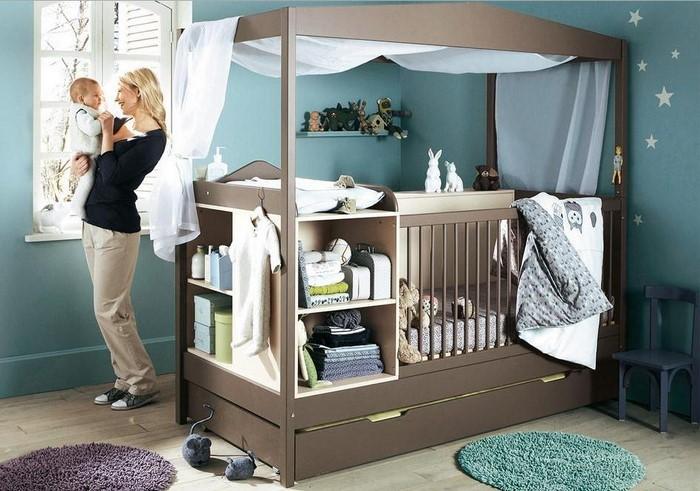Kinderzimmer-gestalten-Eine-auffällige-Deko
