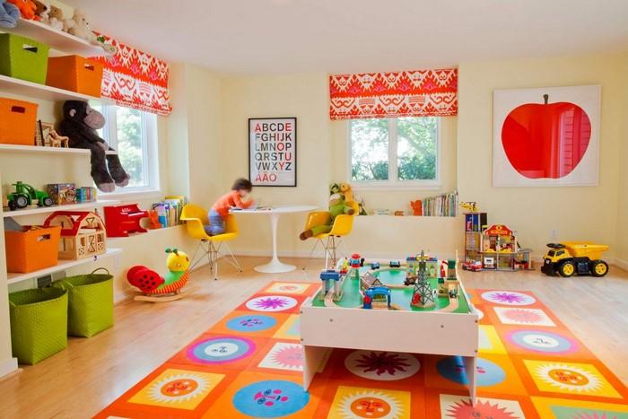 Kinderzimmer-gestalten-Eine-moderne-Ausstattung