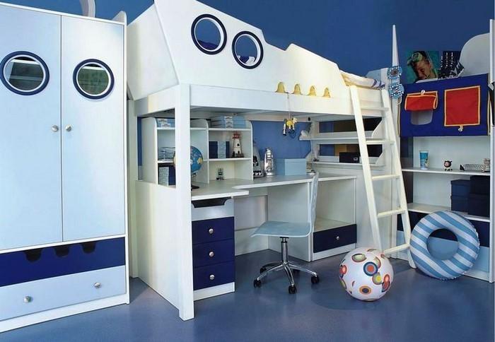 Kinderzimmer-gestalten-Eine-moderne-Ausstrahlung