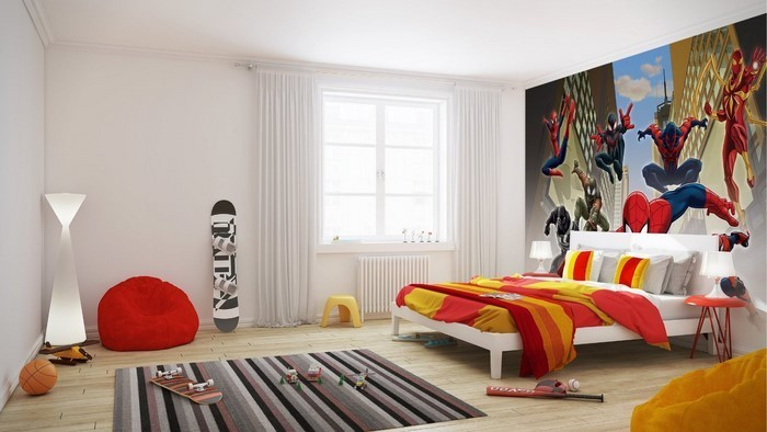Kinderzimmer-gestalten-Eine-moderne-Gestaltung