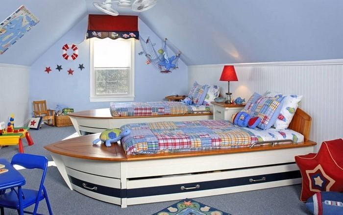 kinderzimmer gestalten kinderzimmer ideen f r jungs. Black Bedroom Furniture Sets. Home Design Ideas